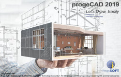 progeCAD Professional 2019 ENG - single