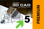 upgrade na CAD Architecture Premium 5