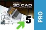 upgrade na CAD Architecture Professional 5