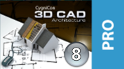 CAD Architecture Professional v8