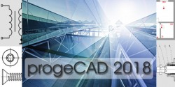 progeCAD Professional 2018 - single
